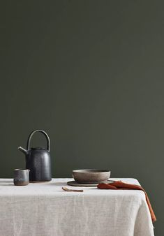 The new Jotun Lady Color Chart 2019 is here and comes in three fantastic new color palettes: Refined, Raw and Calm! Interior Wall Colors, Interior Walls, Best Interior, Interior Styling, Dark Interiors, Colorful Interiors, Palette Verte, Color Inspiration, Interior Inspiration