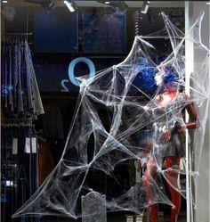 Nella tela del ragno.