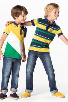 CH Carolina Herrera Children - Look 6 Boys Fall Fashion, Boy Fashion, Summer Boy, Summer 2016, Spring Summer, Spring 2016, Carolina Herrera Bridal, Boy Haircuts Long, Boys Underwear