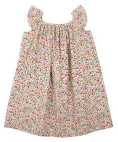 kaska floral print dress, liberty