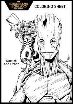 Guardians of the Galaxy Printable Activity Sheets #GuardiansOfTheGalaxy