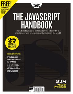 Enhance your site with with the ultimate guide to JavaScript | Web design | Creative Bloq
