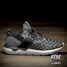 on sale 485ab af1c2 adidas Tubular Runner Snake Primeknit Black