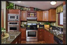 Champion Homes Kitchen
