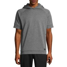6f5189ac Msx By Michael Strahan Short Sleeve Knit Hoodie - JCPenney