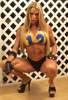 IFBB Figure Competitor Larissa Reis http://hubpages.com/sports/the-top-ten-ifbb-pro-figure-competitors-of-2010