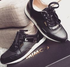 Hot Mimco sneakers Kicks, Vans, Sneakers, Fitness, Instagram Posts, Gold, Leather, Europe, Shoes