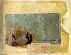 polaroid transfer and collage