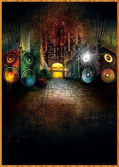 Dj Images, Music Images, Poster Background Design, Banner Background Images, Abstract Iphone Wallpaper, Music Wallpaper, Poster Layout, Flyer Dj, Fond Design
