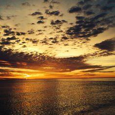 Panama City Beach..11.24.2013..Sunset..By Miranda Maddox.