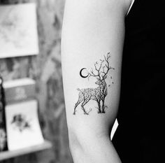@tattoo_grain  ____________________ #artist#tattoo#tattoos#tattooed#tattooartist#art#artwork#blackwork#blacktattoo#blackandgrey#dotwork#deertattoo#sleevetattoo#illustration#blackandgreytattoo#lineart#linework#ink#inked#tat#tats#tatuagem#тату#tatuaje#tattoolife#inklife#tattooart#tattooist#tattooer#bodyart