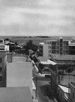 Dakar, le centre ville et Gorée vers 1955