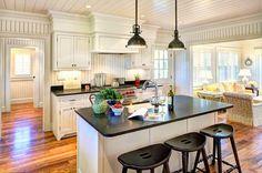 nantucket house interior doors - Google Search