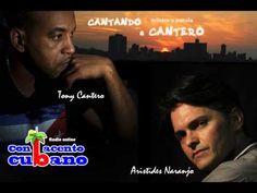 """El actor cubano Aristides Naranjo pone voz al poema """"Vengo de lejos"""" del poeta Tony Cantero Suarez. la música que acompaña es """"Cuba linda"""" interpretada por A..."""