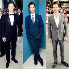 Benedict cumberbatch looks good in anything