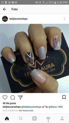 Precious Nails, The Art Of Nails, Marble Nail Art, Nail Bar, Gorgeous Nails, Manicure And Pedicure, Sony, Nail Designs, Hair Beauty