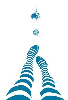 Alice in Wonderland Minimalist Movie Poster