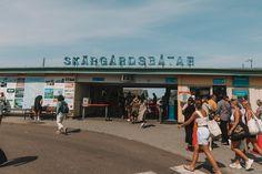 10 Best Islands To Visit in the Gothenburg Archipelago • I, Wanderlista Gothenburg Archipelago, Famous Lighthouses, Over The Bridge, Arch Bridge, Sweden Travel, Top Place, Big Island, Beautiful Islands, Public Transport