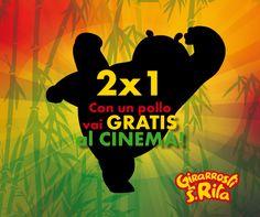 #cinema #CityPlexMassaua #trottole #film #comeback #2x1 #girarrostisantarita #imiglioridasempre