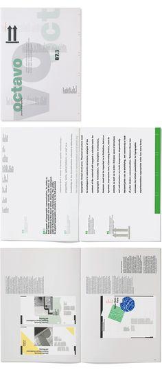Octavo   International Journal of Typography Issue #3