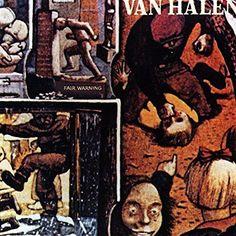 VAN HALEN--Fair Warning (Remastered Vinyl)