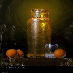 David Cheifetz 油画静物#...