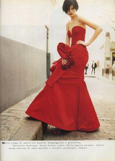 model: Stella Tennant