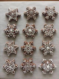 Ideas for Christmas cookies; Christmas cookies, the idea .- Ideas for Christmas cookies; Christmas tree cook … – DIY Christmas – # for - Christmas Sugar Cookies, Christmas Sweets, Christmas Cooking, Noel Christmas, Christmas Goodies, Holiday Cookies, Holiday Treats, Snowflake Cookies, Santa Cookies