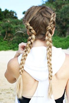 Look Over This Nice Outfits For School Braided Hairstyles for Spring 2017: Easy, Messy and Sleek Braids ★ See mor… Check more at 24shopme.cf/… The post Nice Outfits For School Braided Hairstyles ..