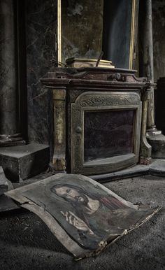Lost | Forgotten | Abandoned | Displaced | Decayed | Neglected | Discarded | Disrepair | The desolate Red Messiah Church in Austria