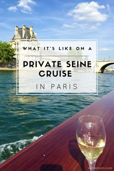A private Seine river cruise is one of the most luxurious ways to see Paris from the water. Here's why. World travel never looked so good.