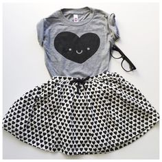 House of Mia and Whistle & Flute have come together to bring you this adorable kawaii heart. And im in lovr!! ❤