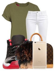 """""""Untitled #266"""" by shakuraloggin ❤ liked on Polyvore featuring FiveUnits, Retrò, Louis Vuitton, women's clothing, women's fashion, women, female, woman, misses and juniors"""