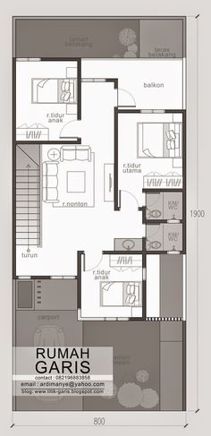 Simple as it can be, narrow lot house plans are design for compact layout and not luxury. Narrow Lot House Plans, 2 Storey House, Second Story, Pinoy, Floor Plans, Layout, How To Plan, Luxury, Budget