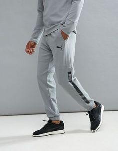 1fc32da44b Puma Running - Future - Pantalon de jogging en molleton technique - Gris  59247803 Pantalones De