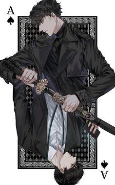 타탐 on - Curvy Tutorial and Ideas Dark Anime Guys, Cool Anime Guys, Handsome Anime Guys, Hot Anime Boy, Anime Boys, Manga Art, Anime Art, Mago Anime, Foto Fantasy