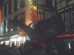 Marché de Noël de Ribeauvillé décembre 2017