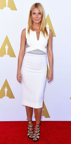 See our picks for Gwyneth Paltrow's best red carpet moments.
