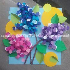 Button Crafts For Kids, Spring Crafts For Kids, Paper Crafts For Kids, Crafts For Kids To Make, Craft Activities For Kids, Summer Crafts, Art For Kids, Bee Crafts, Flower Crafts