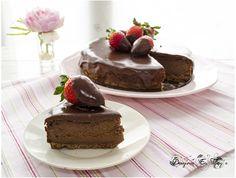 New York choco-cheesecake