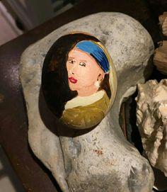 Vermeer Ei Das Mädchen mit dem Perlenohrring