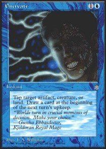 Magic: the Gathering - Enervate - Ice Age