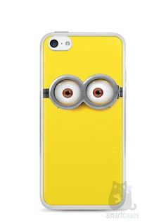 Capa Iphone 5C Minions #4 - SmartCases - Acessórios para celulares e tablets :)