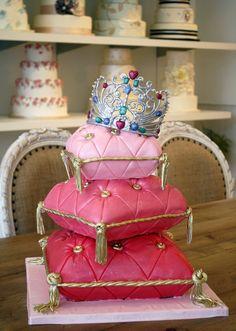 Princess Cake by Bobbette & Belle