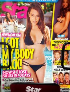 Kim Kardashian And Everything That's Wrong With Postpartum Body Image