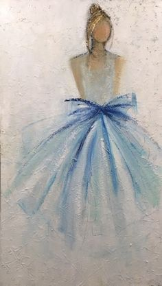 """Holly Irwin, """"Charm"""", Öl auf Leinwand – Home Decor Wholesalers Figure Painting, Painting & Drawing, Dress Painting, Modern Oil Painting, Painting Videos, Painting Lessons, Painting Frames, Art Institute Of Pittsburgh, Visual Arts Center"""