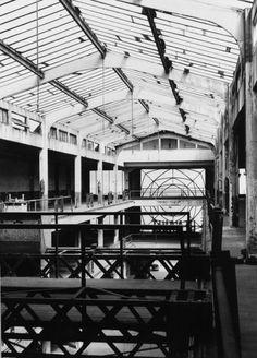 Auguste Perret, Garage Ponthieu, Paris, 1905