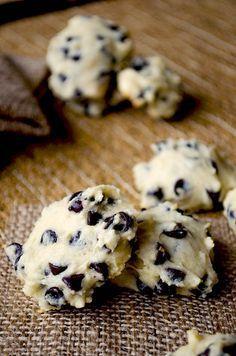 Cookies με γιαούρτι και τσιπς σοκολάτας