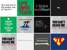 Teacher Appreciation Gift ~ All Teacher T-Shirts $7.99 @ LOL Shirts! - TrueCouponing