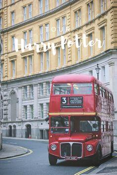 DO - Faire un tour de Londres sur les traces d'harry Potter Harry Potter Film, Harry Potter Tour, Travel Around The World, Around The Worlds, Fans D'harry Potter, Destinations, Double Decker Bus, London Travel, My Dream